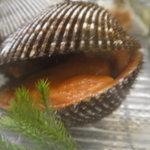 すし屋の花勘 - 赤貝