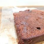 69390219 - ダブルチョコレートパウンドケーキ