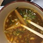 麺屋 青空 - メンマ( ˙-˙ )