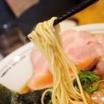 麺屋さすけ - 麺リフト