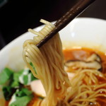 麺屋龍壽 - 料理写真:リフト