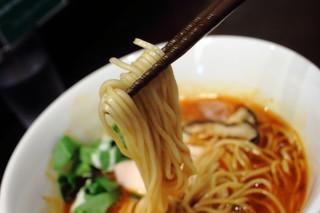 麺屋龍壽 - リフト