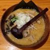白樺山荘 - 料理写真:味噌ラーメン 780円