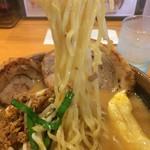 麺場 田所商店 - 麺リフト