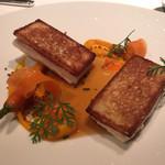CROWN - メインのお魚料理