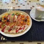 スワンタイル カフェ - 料理写真: