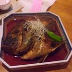 いぶき地 - アラ煮(2017.6)