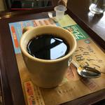 フレッシュネスバーガー - ホットコーヒーS 270円