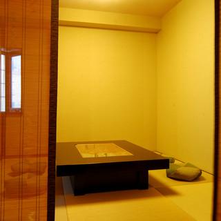 畳という和の空間