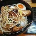 竹乃家 - 唐揚げ丼。