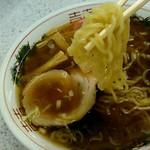 佐渡汽船直江津ターミナル売店 - 麺リフト