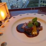 69399796 - 【肉料理】酢豚 黒酢ソース