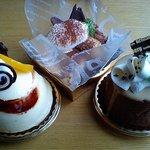 グリンデル・ベルグ - 料理写真:かわいいケーキたち