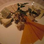 6940320 - チーズ盛り合わせ