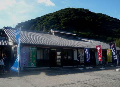 道の駅「信州蔦木宿」直売所