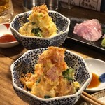 居酒屋 ちょーちょ - ポテトサラダ