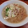 つけめんTETSU - 料理写真:塩らーめん(680円)