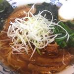 東陽らーめん - 料理写真:ローバーメン 800円 (2017/07)