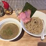 らーめん改 - 煮干しつけ麺 ¥800-