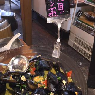 ★海女小屋・貝祭り~ムール貝