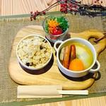 カフェピクニック - 料理写真: