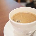 トルコ料理&地中海料理メッゼ - トルココーヒー