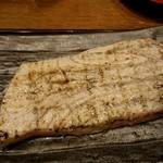 越後屋亀丸 - トロカジキの炙りステーキ