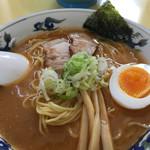 ラーメン村 - 料理写真:味噌ラーメン