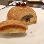 Yokkumokku - 和三盆ときな粉のムース