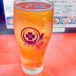 東京MEAT酒場 - 生ビール(泡なし)