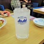 中華料理天鳳 - レモンサワー