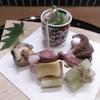 文禄堤 茶味 - 料理写真:前菜