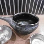 文禄堤 茶味 - 日本酒1合
