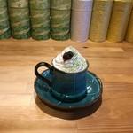 CHA-salon SAKURA-MOMIJI - ホイップON抹茶