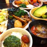 森の家庭料理レストラン - 料理写真: