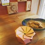CHA-salon SAKURA-MOMIJI - わらび餅(テイクアウト)