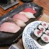 大起水産回転寿司 - 料理写真:特撰五貫盛り、上鉄火