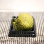 雅庵 - 抹茶のあんわらび¥300