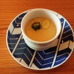 69410772 - 冷製茶碗蒸し