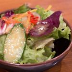 米沢牛 登起波 - サラダ