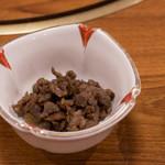 米沢牛 登起波 - 牛肉のしぐれ煮