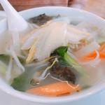 光琳 - 野菜たっぷりタンメン