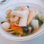 光琳 - 中華丼
