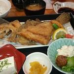 丸己 - 2017 7/1 日替わり定食