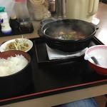 天遊 - 麻婆豆腐セット