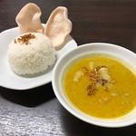 ビンタン・バリ - チキンカレー(kariayam)セット