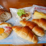 ル・ブール食彩館 - 料理写真:ある日のお買い物♪①