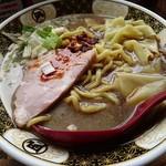 すごい煮干ラーメン凪 - 煮干しラーメン 850円