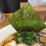 麺処ろくめい - 海苔
