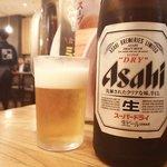 喜多方ラーメン坂内 - 焼豚はビールにも合う!